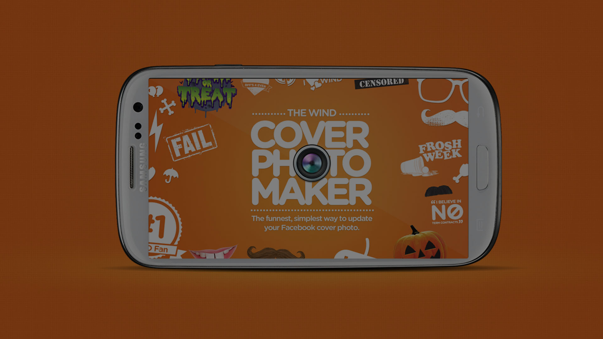 The Cover Photo Maker App