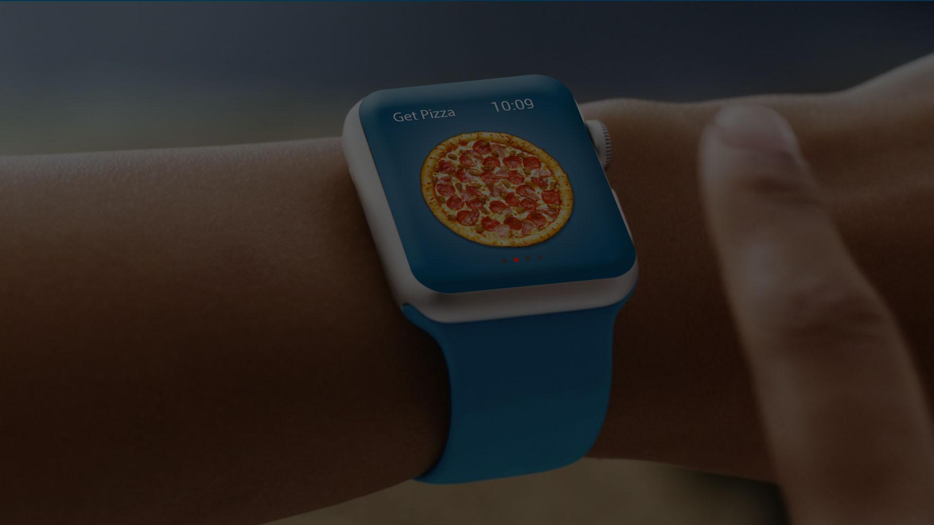 Dominoes Get Pizza